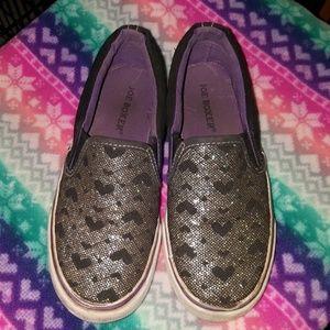 Girls Joe Boxer Slip on Shoes Size 13M